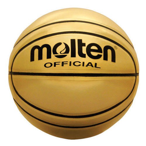 Molten Gold Trophy Basketball - Size 7