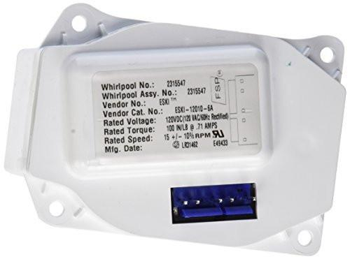 Whirlpool W10271509 Ice Auger Drive Motor by Ice Augers