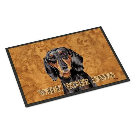 Dachshund Door Mat Doormat ()