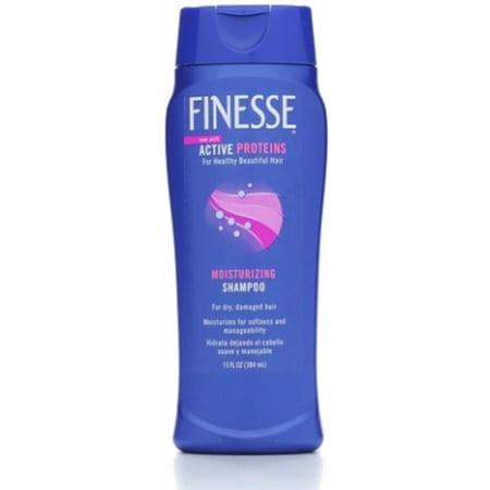 Finesse Restore + Strengthen, Moisturizing Shampoo 13 oz (Pack of