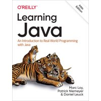 Learning Java : An Introduction to Real-World Programming with Java (Edition 5) (Paperback)