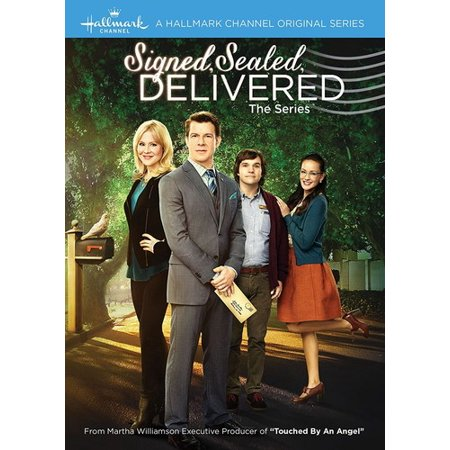 Signed, Sealed, Delivered: The Complete Series (DVD)