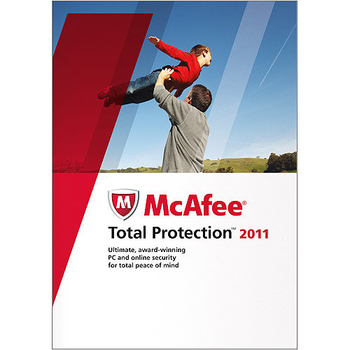 McAfee Total Protection 2011, 3-User (Pc)