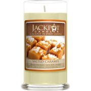 Salted Caramel Candle with Ring Inside (Surprise Jewelry Valued at $15 to $5,000) Ring Size 9