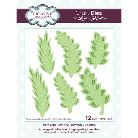 Creative Expression Cut & Lift Die Collection-Leaves - image 1 de 1