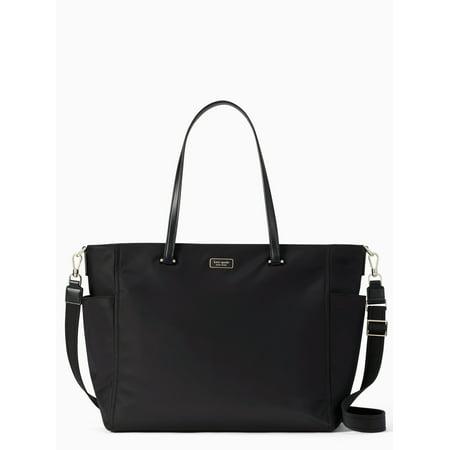 Kate Spade New York Dawn Baby Bag in Black (Baby Diaper Bag Kate Spade)