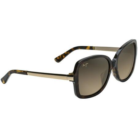 45a4ad8f3e8d Maui Jim - Maui Jim Melika 760, Dark Tortoise/hc Lens, Sunglasses -  Walmart.com