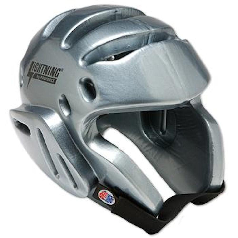 ProForce Lightning Martial Arts Sparring Head Gear