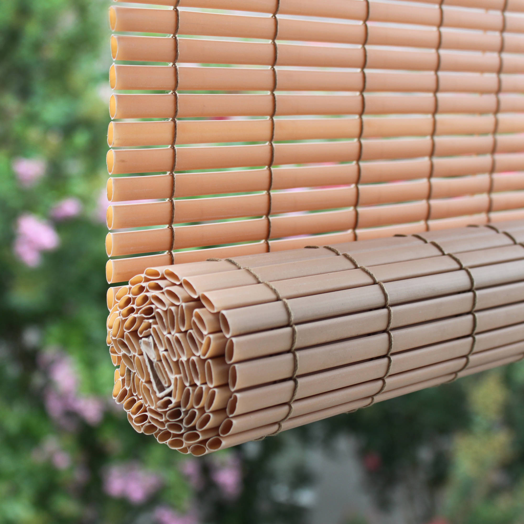 Awesome Patio Blinds Outdoor Indoor Bamboo Window Roll Up Sun Shade Porch Corded  36X72