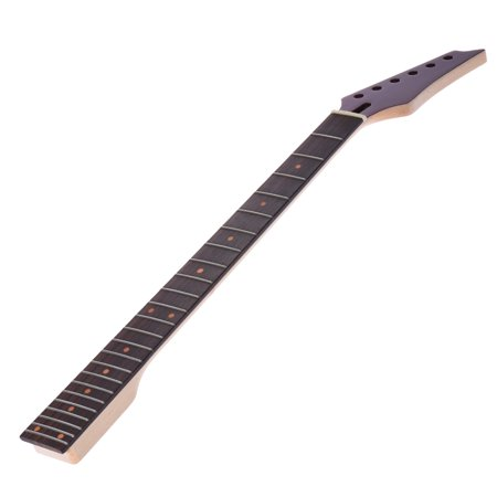 24 Frets New Replacement Maple Neck Rosewood Fretboard Fingerboard for Epiphone Electric (Epiphone Les Paul 100 Electric Guitar Review)