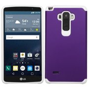 For LS770 G Stylo Purple/White Astronoot Phone Protector Cover