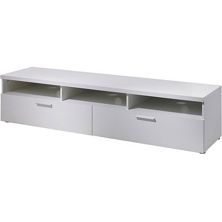 Hayward White TV Stand for TVs up to 70;