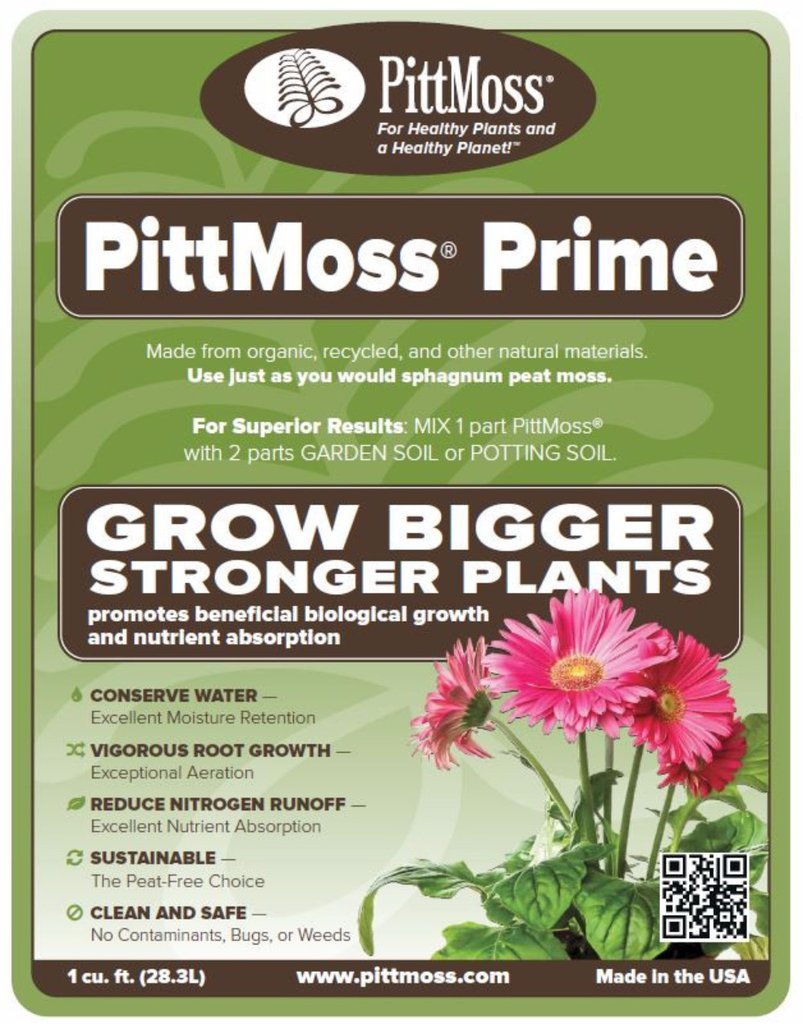 Prime PR10 10 Quart Organic Soil Amendment (Use Like Peat Moss) ..., Replace Peat Moss  ... by