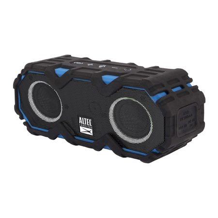 Altec Lansing Mini LifeJacket Jolt Portable Bluetooth Speaker with