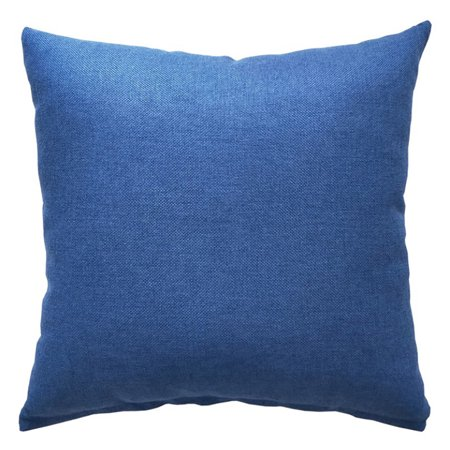 Justdolife Decorative Pillows Cover Solid Color Linen Throw Pillow Case Cushion Cover with Zipper Simple Decorations for Home Living Room Kids Bedroom Office Decor Size 20x20 - Pillows For Kids