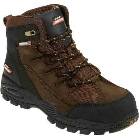 Genuine Dickies Mens Dixxon Steel Toe Hiker Work Boot Walmartcom