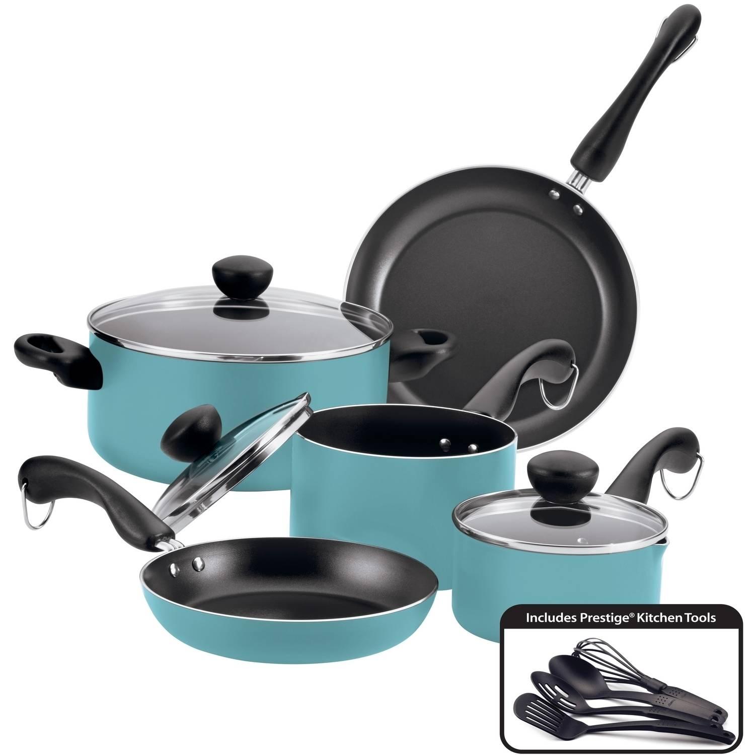 Farberware Easy Clean Dishwasher Safe Aluminum Nonstick 12 ...