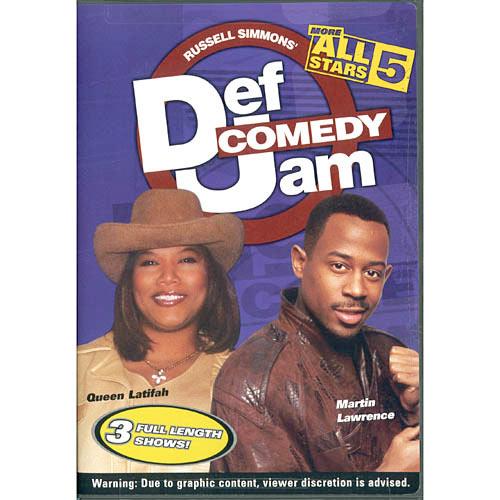 Def Comedy Jam: More All Stars, Vol. 5