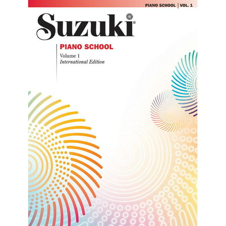 Suzuki Method Core Materials: Suzuki Piano School, Vol 1 (Suzuki Method Core Materials)