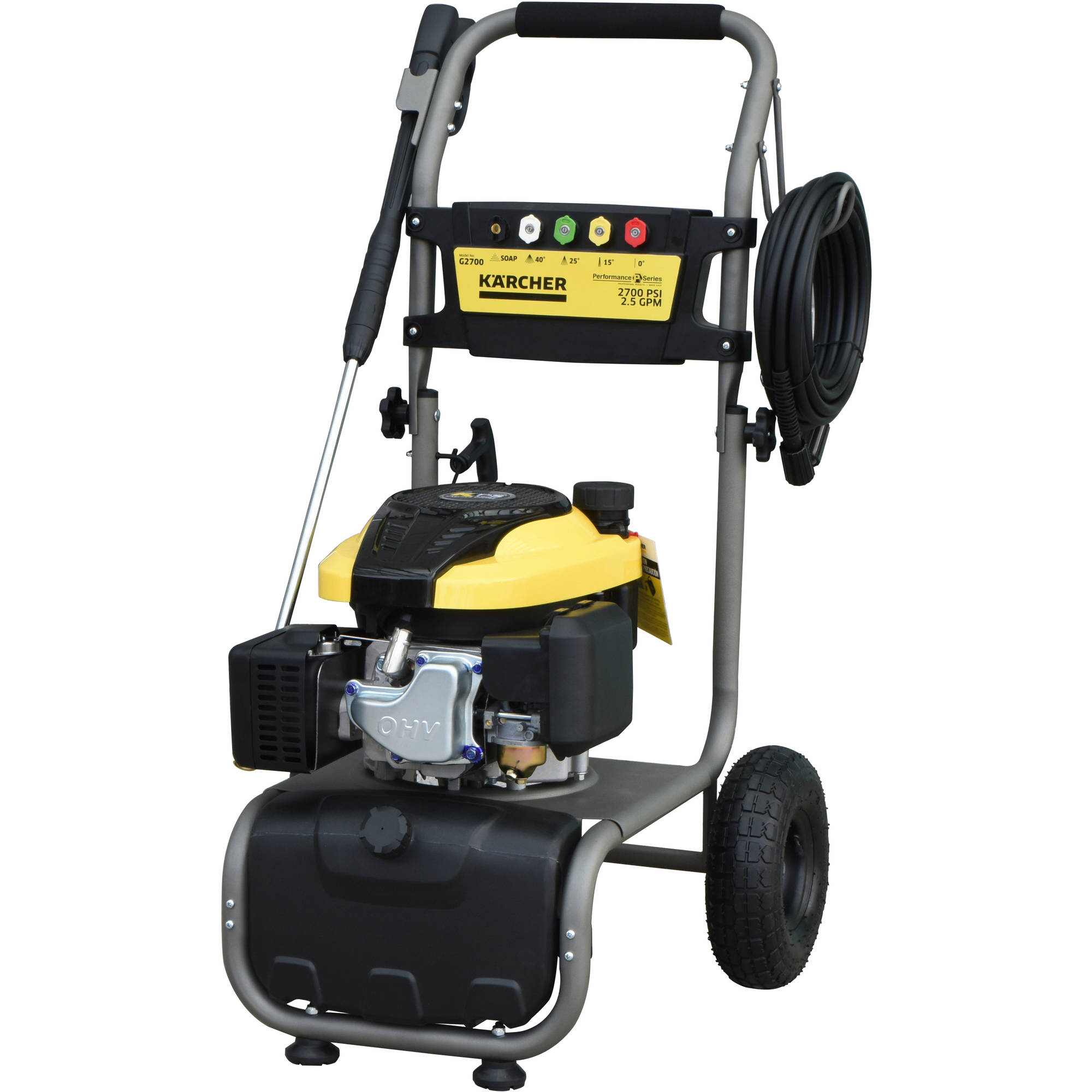 Karcher G 2700 Performance Series 2700 PSI Gas Pressure Washer by KARCHER NORTH AMERICA
