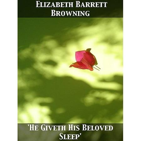 'He Giveth His Beloved Sleep' - eBook