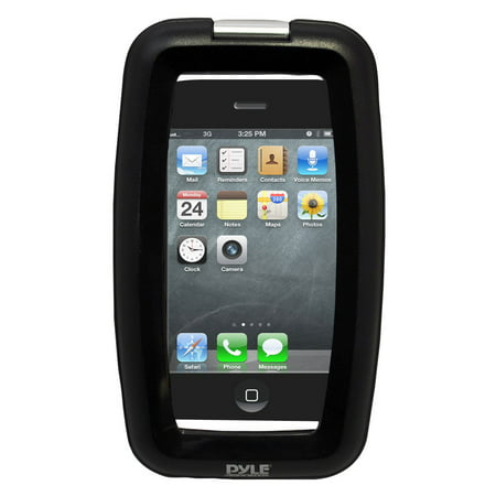 PYLE-SPORT PWSIC20 - Universal Waterproof Sport Case for iPhone, Android & Other Portable Devices with IPX-7 Standard Protection