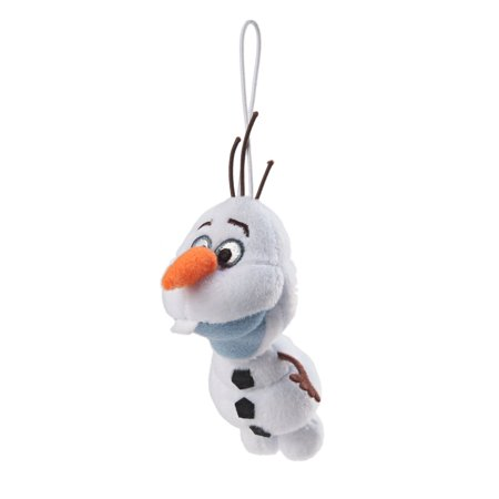 Disney Frozen Standing Olaf Mini Hanging Plush - Olaf Stuffed Animal