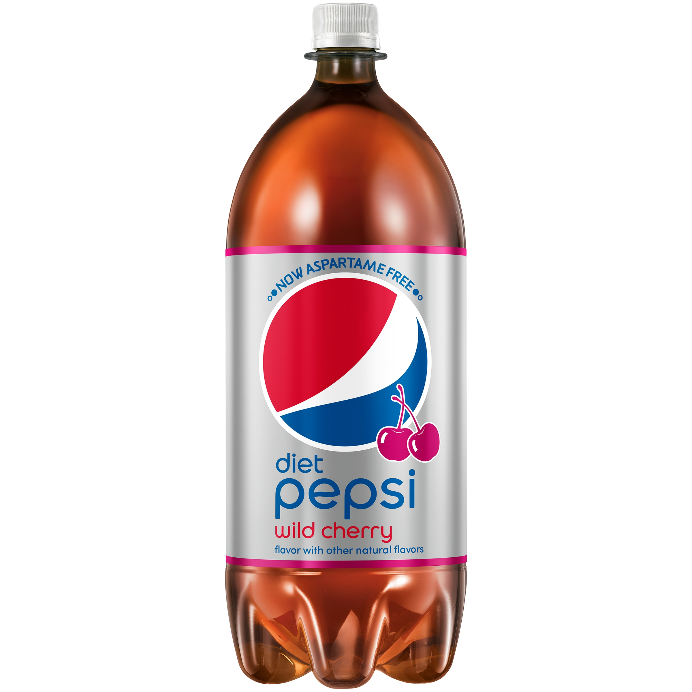 Diet Pepsi Wild Cherry Soda 2 L Bottle