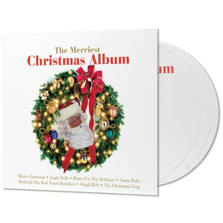 Merriest Christmas Album 3 CD Set - Frank Sinatra, Bing Crosby, Doris Day + ()