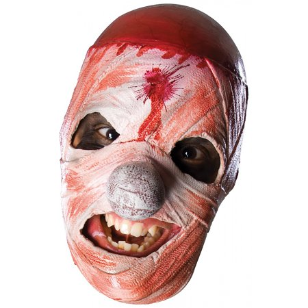 Slipknot Chris Mask (Slipknot Bloody Clown Mask)