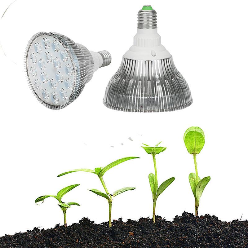 Led Grow Light Bulb Beamnova E27 54w Led Indoor Plant Grow Light
