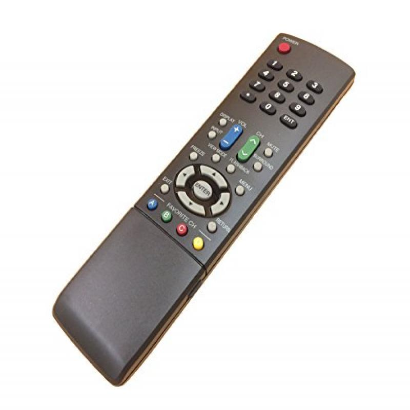 Replaced Remote Control Compatible for Sharp LC26D43U GA5...