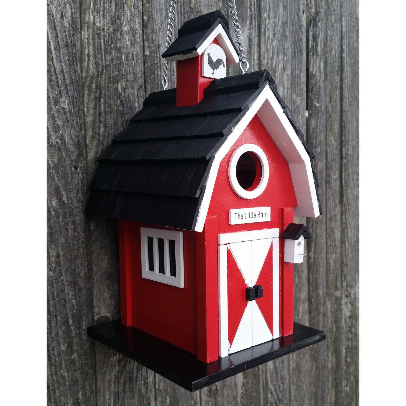 Home Bazaar Barn Bird House
