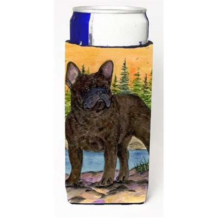 Carolines Treasures SS8597MUK French Bulldog Michelob Ultra bottle sleeves For Slim Cans - image 1 de 1