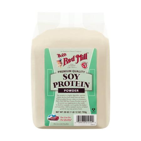 Bobs Red Mill de protéines de soja en poudre, 28 Oz