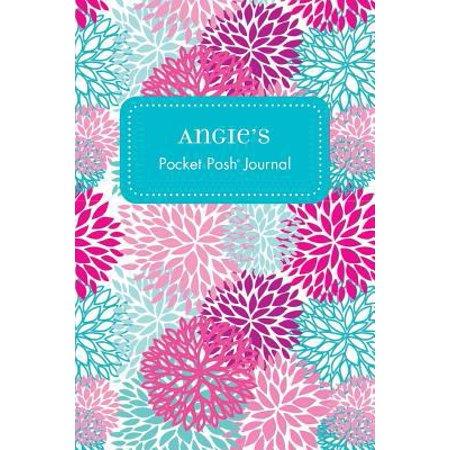 Angies Pocket Posh Journal  Mum