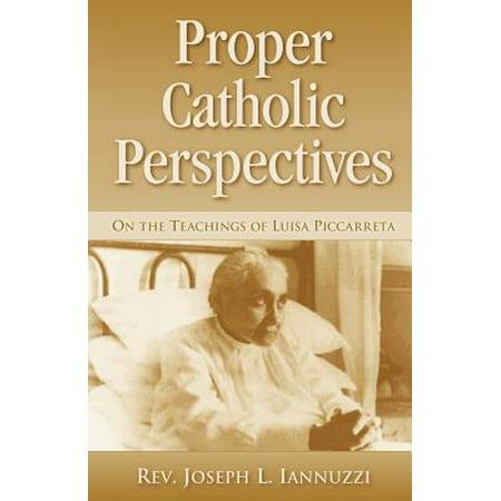 Proper Catholic Perspectives : On the Teachings of Luisa - Catholic Halloween Teaching