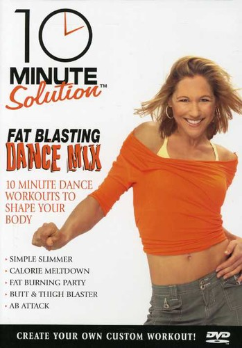 10 Minute Solution: Fat Blasting Dance Mix by IDT CORPORATION