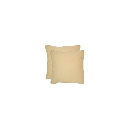 Highland Dunes Royce Solid Outdoor Throw Pillow Set Of 2 Walmart Com