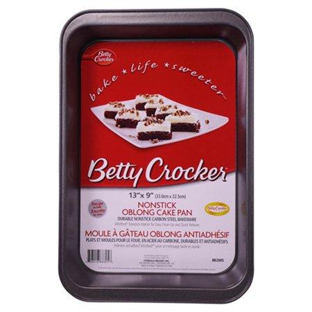 Betty Crocker Non-Stick Oblong Cake Pan - image 1 of 3