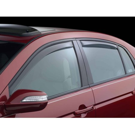 Weathertech 72350 04 08 acura tl front and rear side for 04 acura tl oem window visors