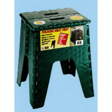 Fantastic Bampr Plastics 152 6Fg Step Stool E Z Foldz Single Step Evergreenethics Interior Chair Design Evergreenethicsorg