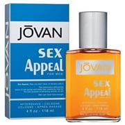(pack 4)Sex Appeal After Shave / Cologne By Jovan4 oz