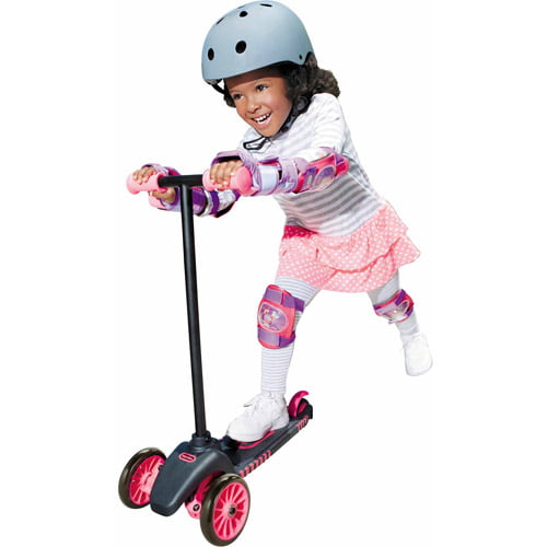 Little Tikes Lean To Turn Scooter, Pink by MGA Entertainment