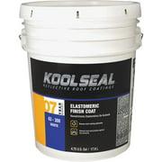Kool Seal KS0063300-20 4.75 Gallon Elastomeric Roof Coating