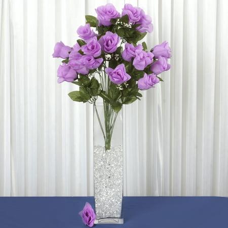 balsacircle 96 extra large silk roses buds wedding flowers. Black Bedroom Furniture Sets. Home Design Ideas
