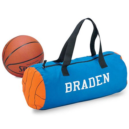 0c40b287631d Personalized Sports Duffle Bag