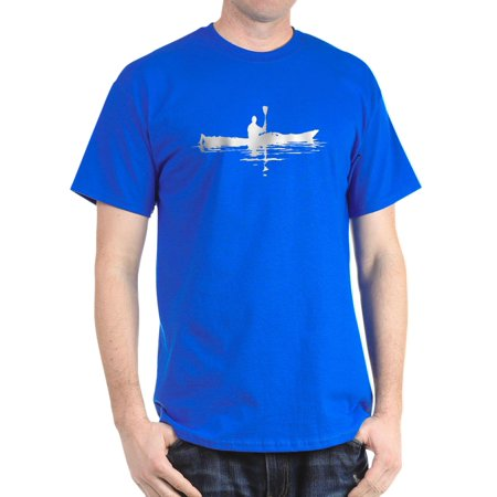 422def577 CafePress - Kayaking - 100% Cotton T-Shirt - Walmart.com