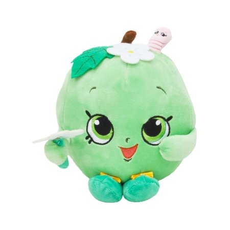Shopkins Apple Blossom Plush Doll Toy Coin Bank 8