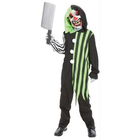 Costumes for all Occasions MR144125 Cleaver The Clown Child - Clone Costumes For Kids